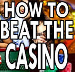 How To Beat Online Casino