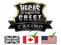 Vegas Crest Casino Logo