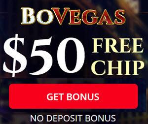 bovegas casino - $50 free
