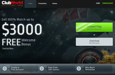 First web casino tarkastelu