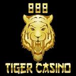888 Tiger logo
