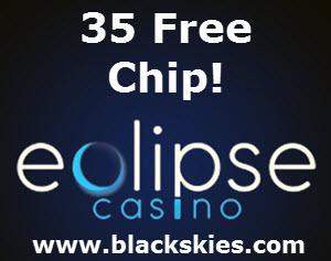 eclipse casino no deposit bonus codes - $35 Free Chip