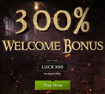 Irish Luck Casino No Deposit Bonus Codes - $50 Free Chip