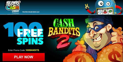 Slotocash casino no deposit bonus codes 2020