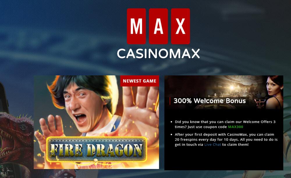 Casino Max No Deposit Bonus Codes >Free Promo Codes 2019