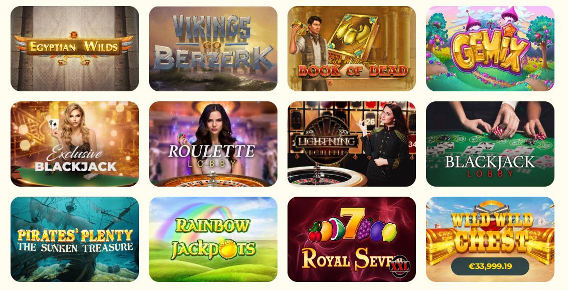 Kassu Casino Slots