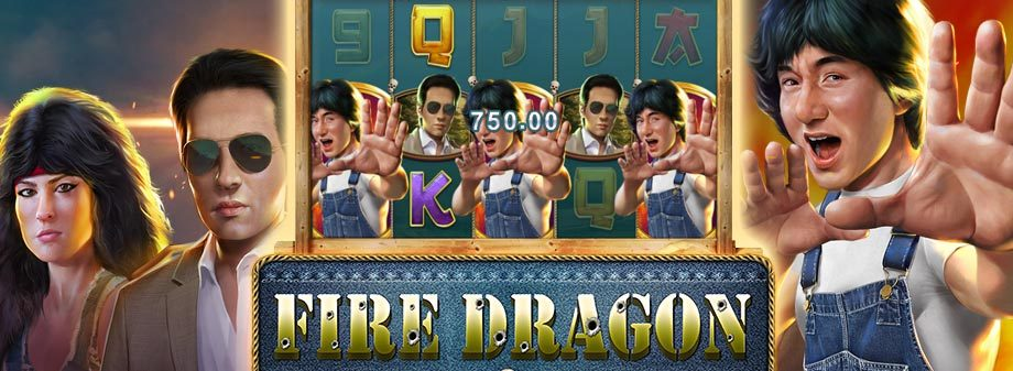 FIRE DRAGON SLOT