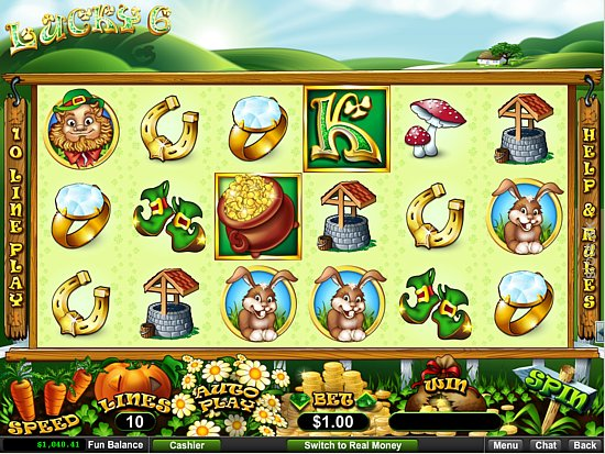 lucky 6 Slot
