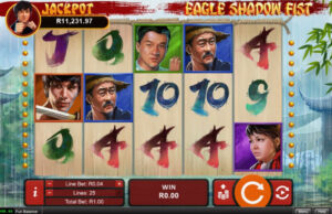 Eagle Shadow Fist Slot Review