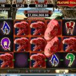 Megasaur Slot no deposit bonus