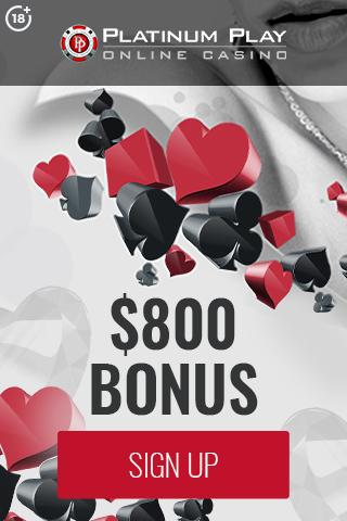 PlatinumPlay Casino Bonus For Canadian Players!
