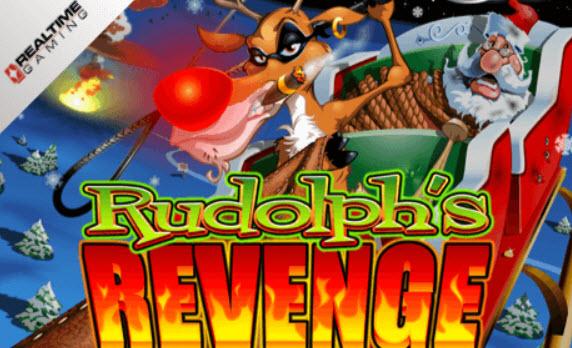 Rudolph's Revenge Slot
