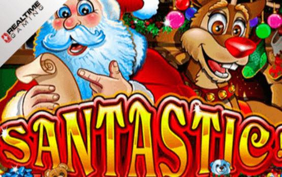 Santastic Slot Game