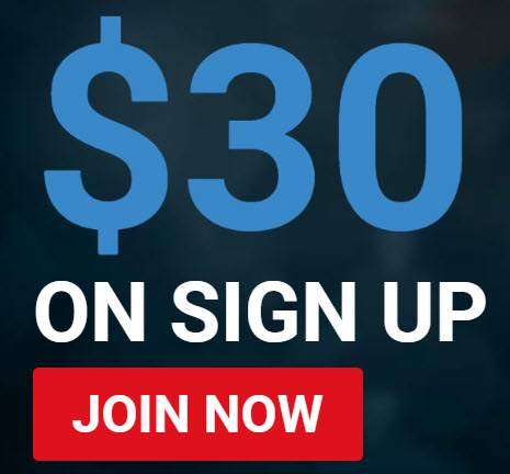 Lion Slots Casino ($30 Free)