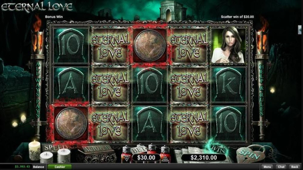 Eternal Love Slot Game
