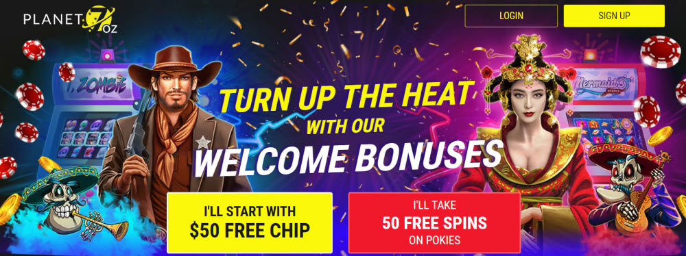 Planet Casino No Deposit Bonus Codes 2021