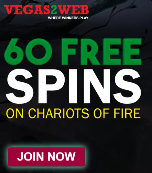 Vegas 2 Web Casino (50 Free Spins) Halloween Casino Bonus !