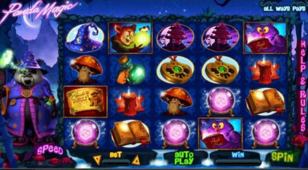 Panda Magic Slot