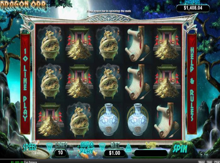 Dragon Orb Slot