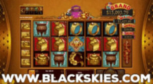 Plentiful Treasure Slot - 25 Free Spins - (New Offer)