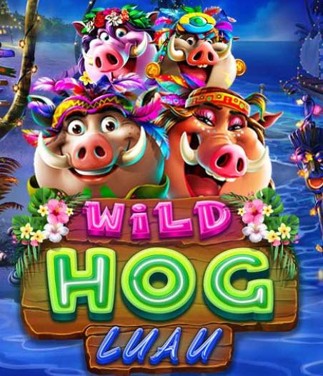 Wild Hog Luau Slot
