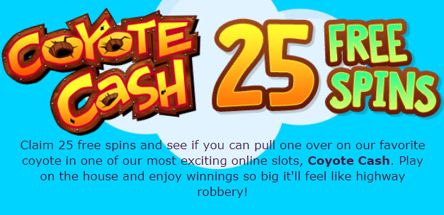 Club Player Casino - (25 Free Spins)