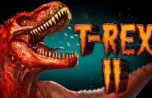 t rex 2 slots