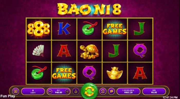 Bao Ni 8 slot