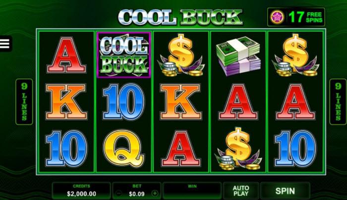 Cool Buck Slot