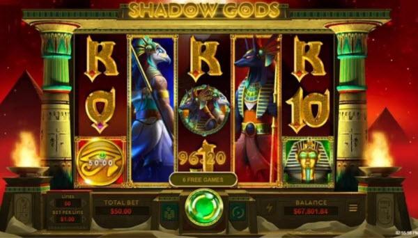 Shadow Gods Slot