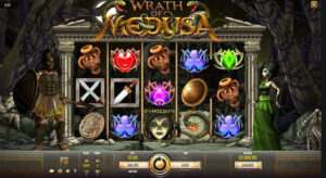Wrath of Medusa Video Slot