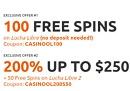 Jackpot Capital Casino (100 Free Spins)
