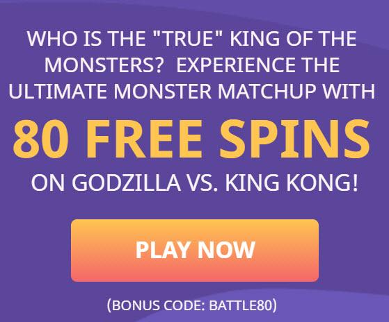 VIP Slots Casino (80 Free Spins)