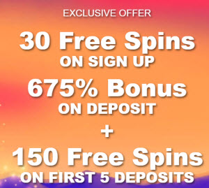 Casino Moons (30 Free Spins)