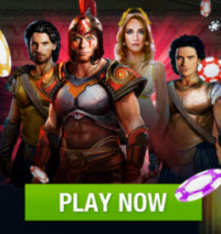 Achilles Deluxe Slot (50 Free Spins)