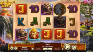 Quest To The West Slot