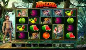 Tarzan Slot Game