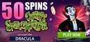Count Spectacular Slot (50 Free Spins)