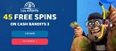 Las Atlantis Casino (45 Free Spins)