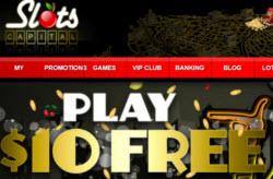 Slots Capital Casino no deposit