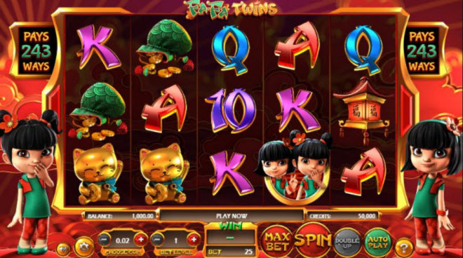 Fa Fa Twin Online Slot