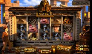 Lost Slot (BetSoft)