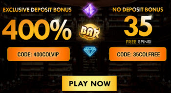 New Vegas Online Casino (35 Free Spins)