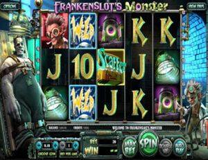 Frankenslot Monster Slot