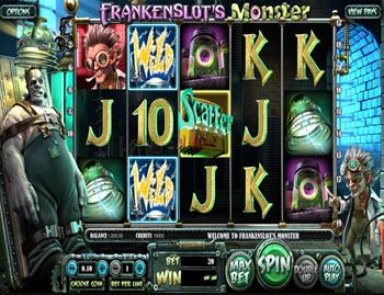 Frankenslot Monster Slot