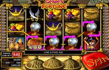Genie Fortune Online Slot