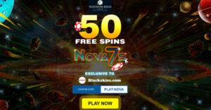 Nova 7s Free Spins