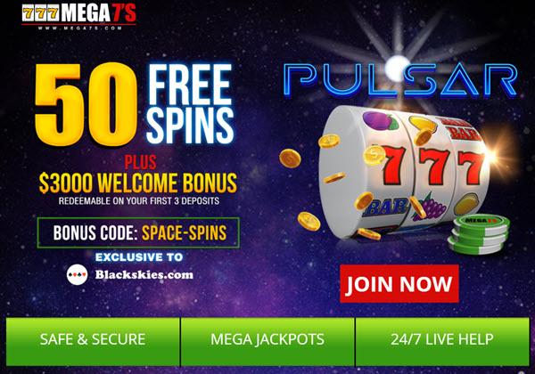 Pulsar Slots