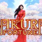 Sakura fortune slot free