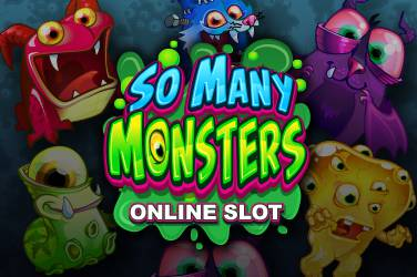 So Many Monsters Slots
